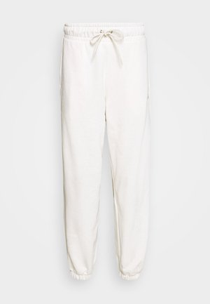 Tracksuit bottoms - eggnog