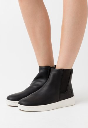 TEYA CHELSEA - Ankle boots - black