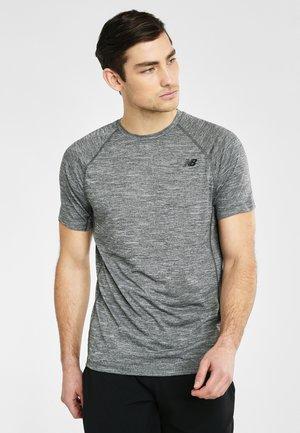 TENACITY - T-shirt basic - heather charcoal