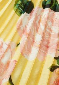 Mango - A-line skirt - gelb - 4