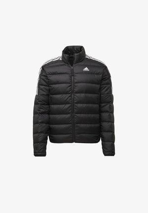 ESSENTIALS PRIMEGREEN OUTDOOR DOWN - Down jacket - black