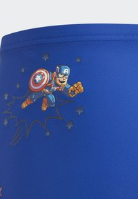 adidas Performance - MARVEL  - Swimming shorts - blue - 4