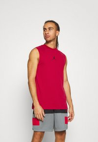Jordan - DRY AIR - Sports shirt - gym red/black - 0