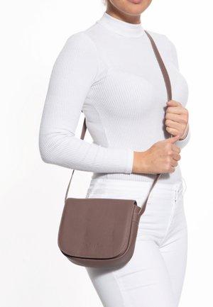 Across body bag - coffee