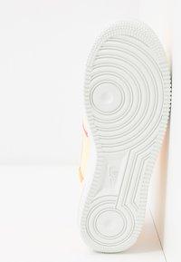 Nike Sportswear - AIR FORCE 1 - Trainers - melon tint/summit white/poison green/pink blast/hyper crimson/blue fury - 4