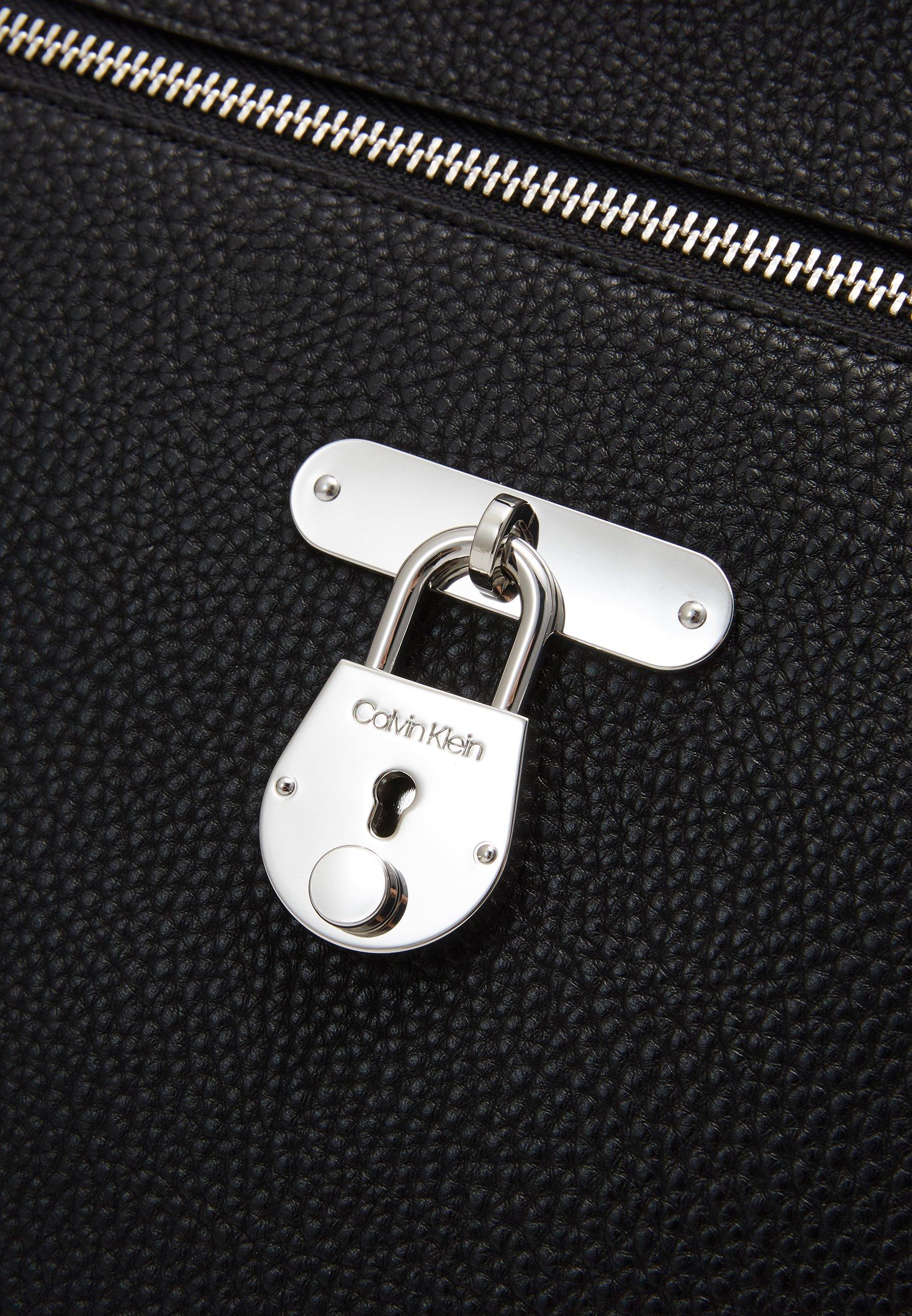 Calvin Klein Dressed Business Backpack - Plecak Black