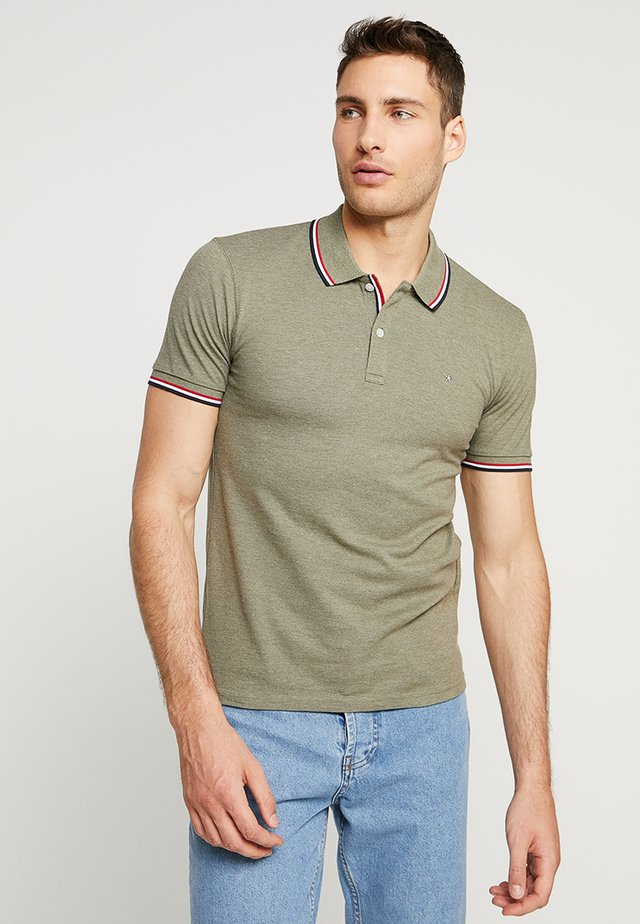 NECE TWO - Poloshirt - khaki