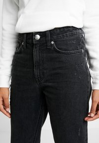 River Island - Jeans Straight Leg - washed black - 5