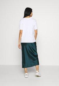Even&Odd - Camiseta estampada - white - 2