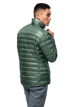 Down jacket - sage
