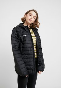 Ellesse - LOMPARD - Winter jacket - black - 0