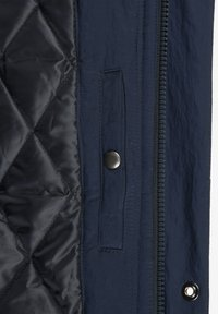 Solid - Winter jacket - insignia blue - 4