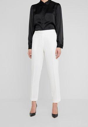 SANTSI - Trousers - soft white