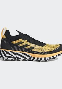 adidas Performance - TERREX TWO PARLEY TRAIL RUNNING SHOES - Trail running shoes - gold - 3