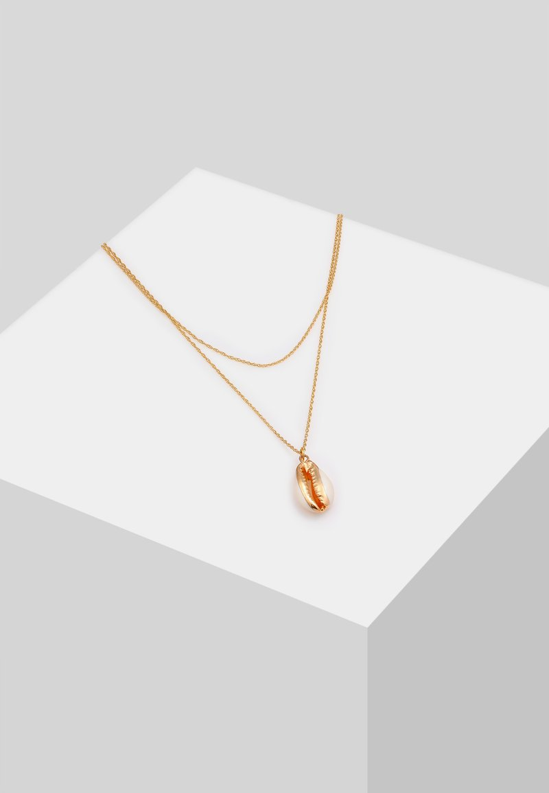 Elli - MUSCHEL  - Necklace - gold