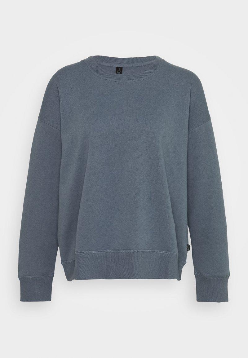 Cotton On Body - LONG SLEEVE CREW - Sudadera - blue jay