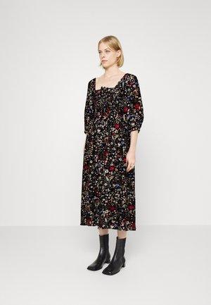 MATILDA DRESS - Denní šaty - black