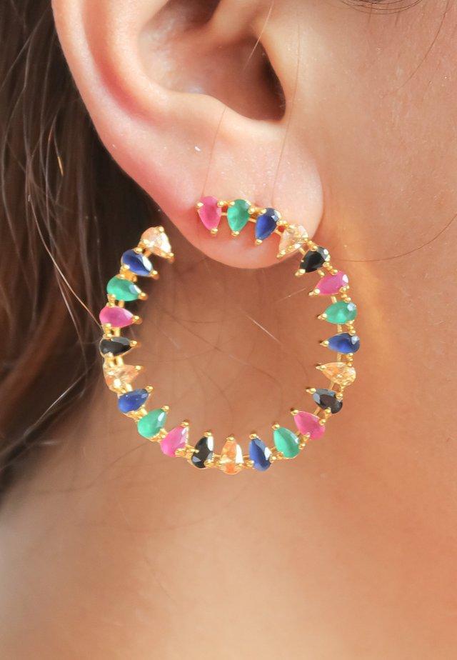 Øreringe - multi-coloured