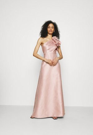 MIKADO GOWN - Occasion wear - blush