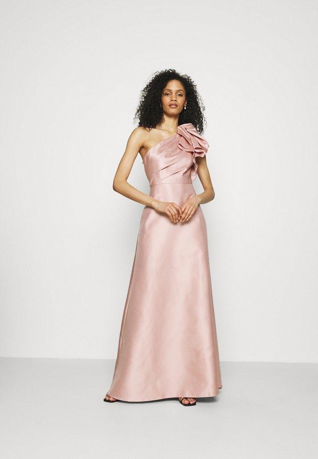 MIKADO GOWN - Festklänning - blush