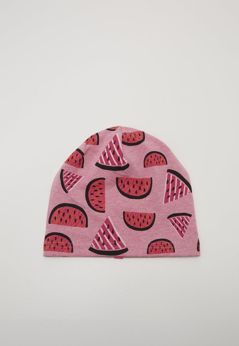 Döll - BOHO - Mütze - pink