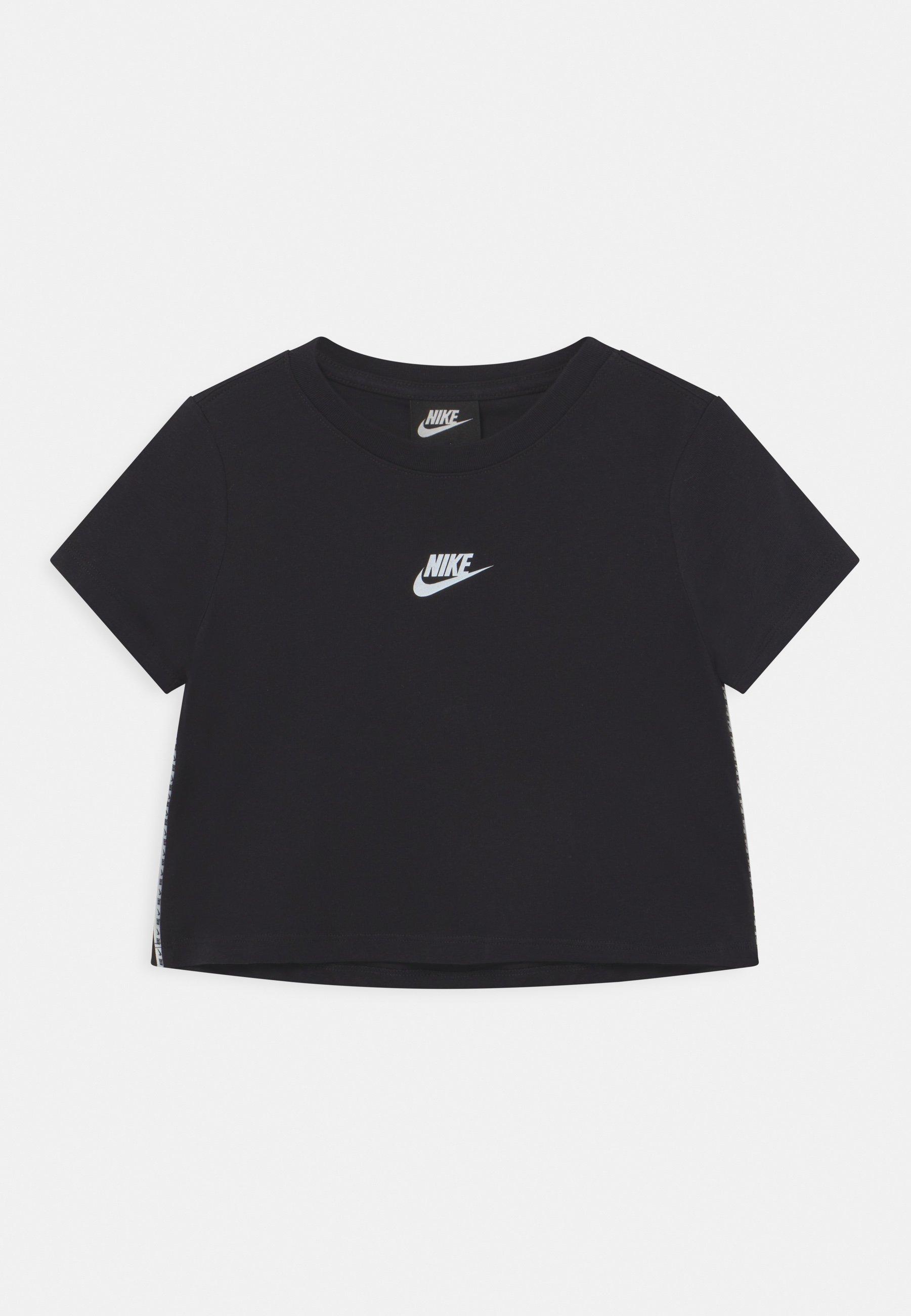 Kids REPEAT CROP - Print T-shirt
