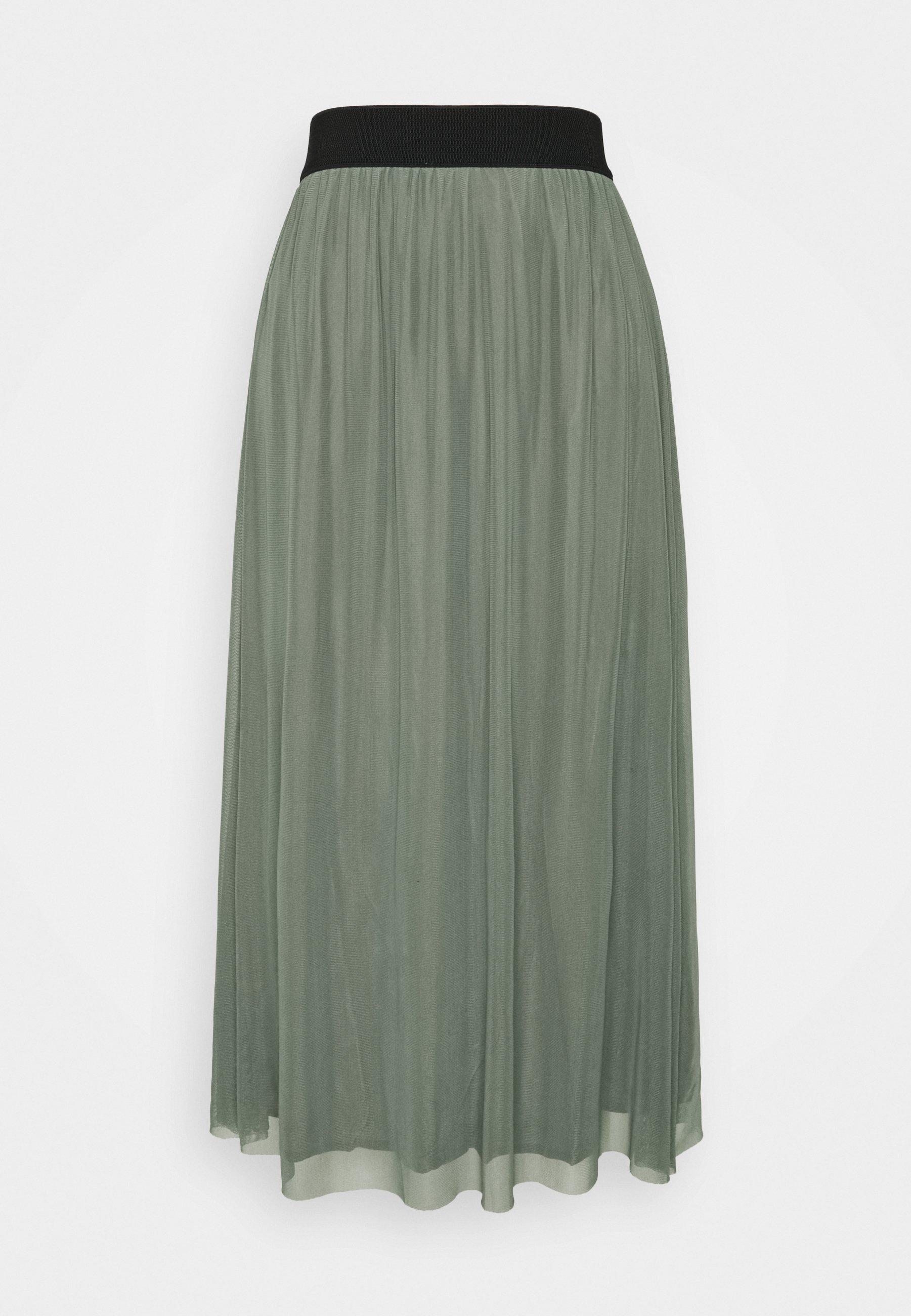 Women THORA VIOL LONG SKIRT - A-line skirt