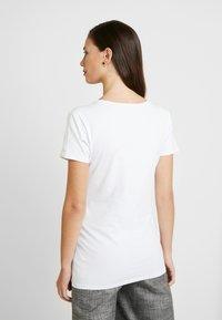Esprit Maternity - NURSING - T-shirt basic - white - 2