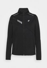 ASICS - LITE SHOW WINTER JACKET - Sports jacket - performance black/graphite grey - 0