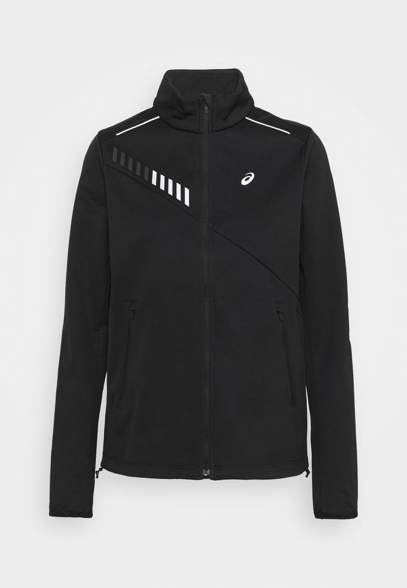 ASICS - LITE SHOW WINTER JACKET - Sports jacket - performance black/graphite grey