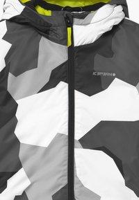 Icepeak - LOCKE  - Snowboardová bunda - black - 3