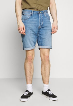 REGULAR RIDER SHORT - Denim shorts - light baybridge