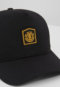 Element - WOLFEBORO TRUCKER - Caps - flint black - 6