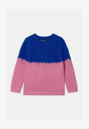 GIRLS  - Stickad tröja - prism pink