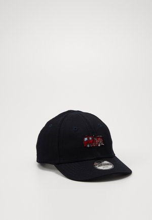 CHARACTER FORTY - Gorra - black