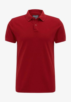 Poloshirts - biking red