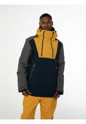 ANORAK  - Hardshell jacket - deep ocean