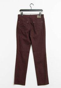 BRAX - Straight leg jeans - red - 1
