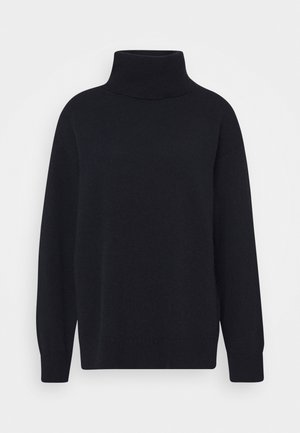 MOLLY ROLL NECK  - Svetr - navy