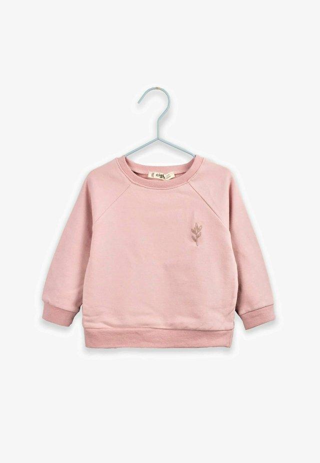 Felpa - light pink
