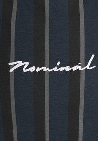Nominal - FINLEY - Print T-shirt - navy - 2