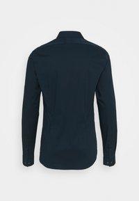 Calvin Klein Tailored - LOGO STRETCH EXTRA SLIM - Formal shirt - blue - 1