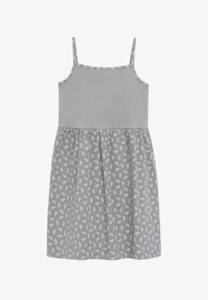 Jumper dress - grijs