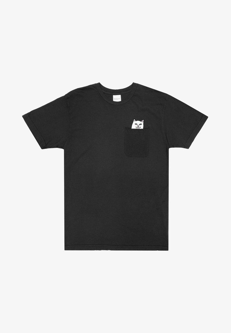 RIPNDIP - T-shirt print - black