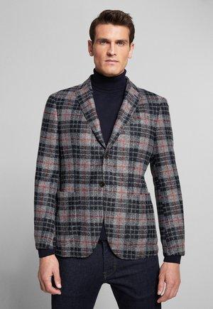 HOLLY - Blazer jacket - navy