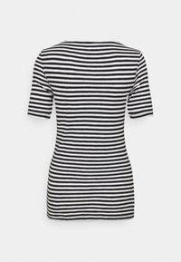 Marc O'Polo - Print T-shirt - dark blue - 1