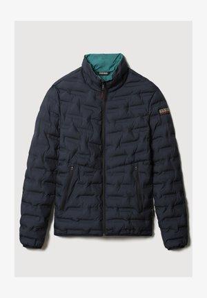 ALVAR - Winter jacket - blu marine