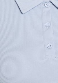 Weekday - ERIN - Polo shirt - light blue - 5