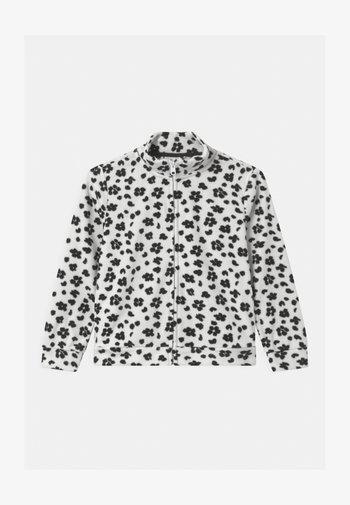 ZIP DISNEY CRUELLA - Fleece jacket - bright white