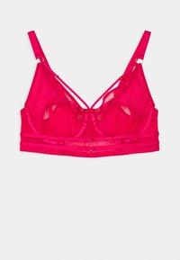 Playful Promises - EDDIE CROSSOVER BRA - Underwired bra - pink - 0